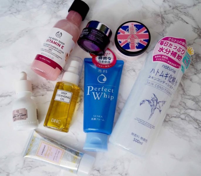 10 Step Skincare Routine