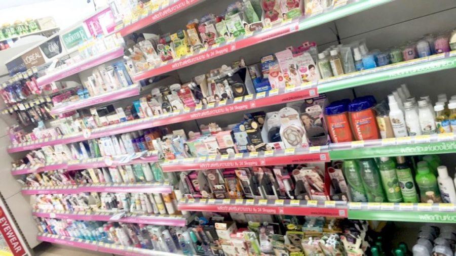 7-eleven cosmetics Bangkok Ostolakossa kosmetiikka - 1