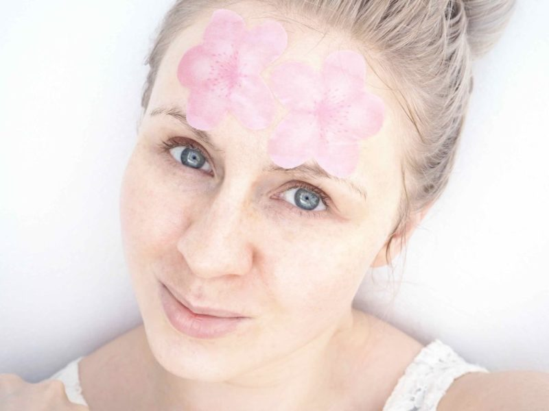 A. By BOM Ultra Floral Leaf Mask Ostolakossa Virve Vee kokemuksia