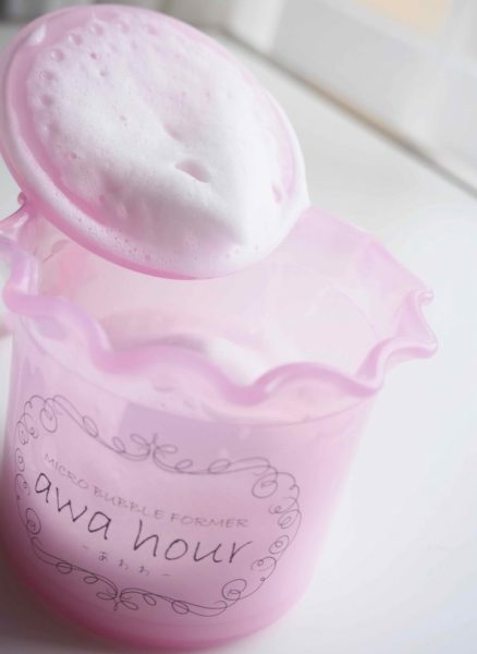 Awa Hour Micro Bubble Former