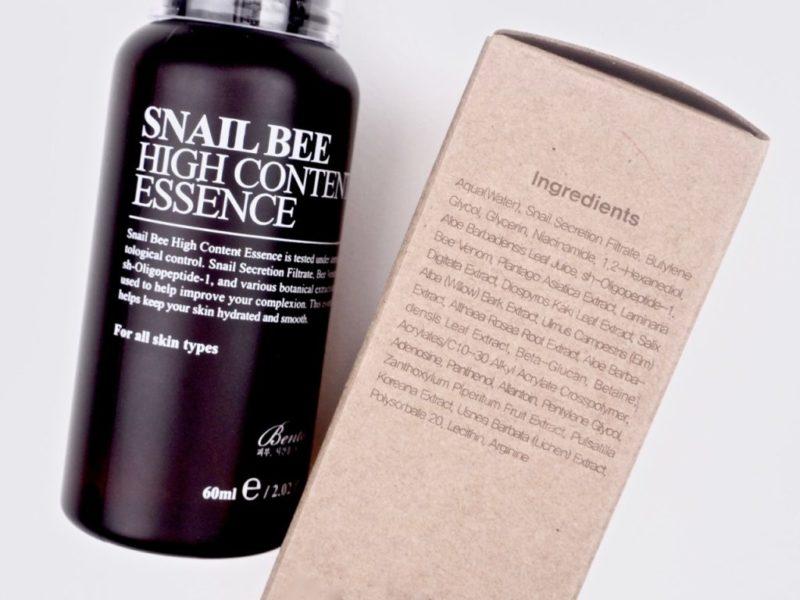 Benton Snail Bee High High Content Essence