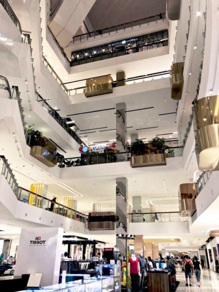 Central World Bangkok Ostolakossa - 1