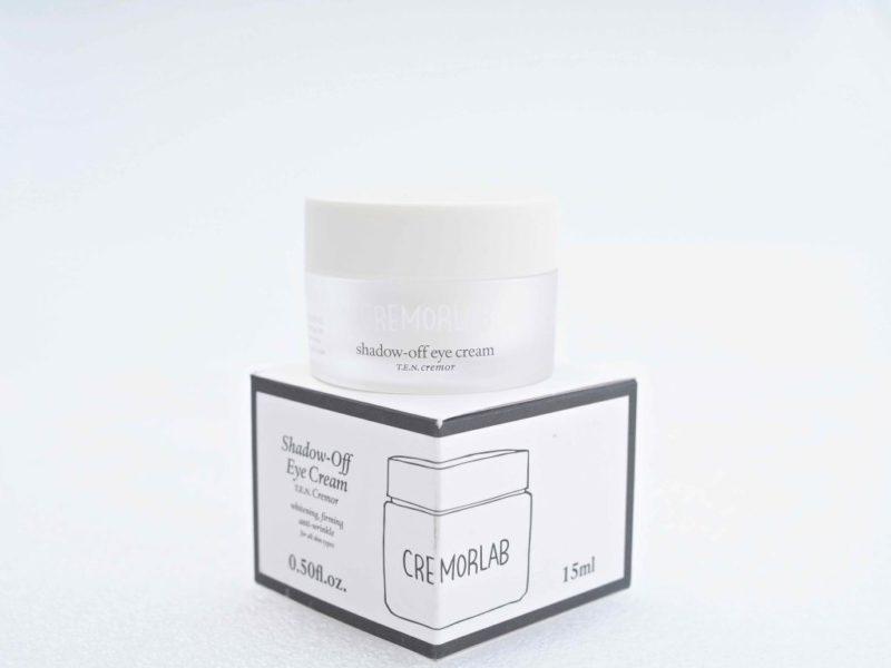Cremorlab Shadow-Off Eye Cream