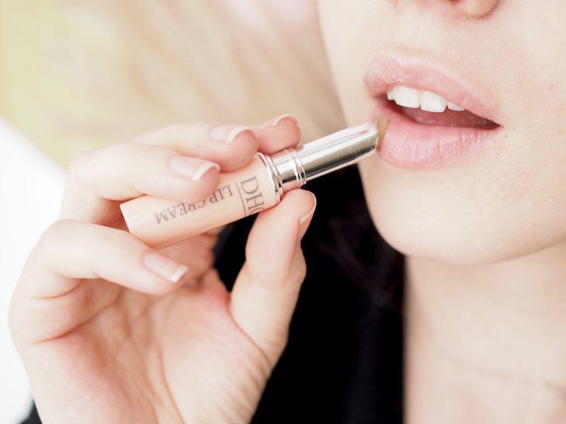 DHC Lip Cream japanilainen huulirasva Ostolakossa Virve Vee