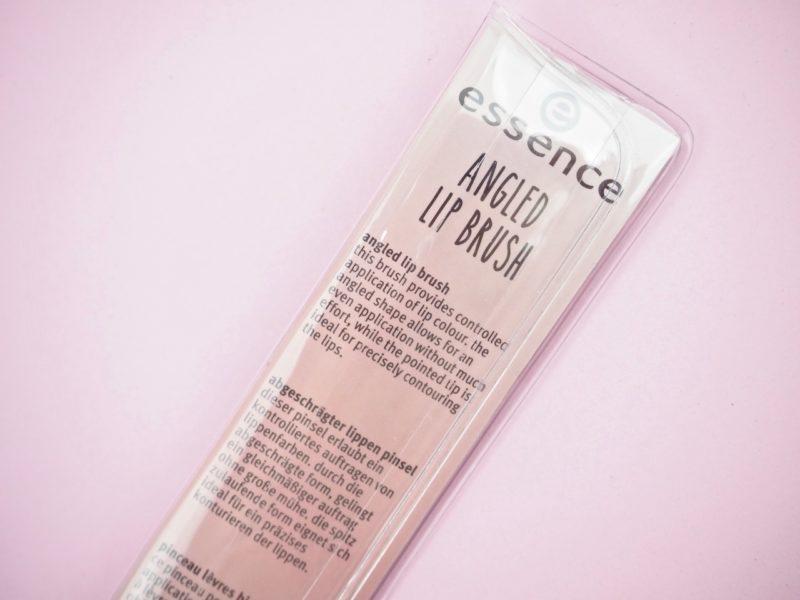 Essence Angled Lip Brush huulipunasivellin Ostolakossa Virve Vee