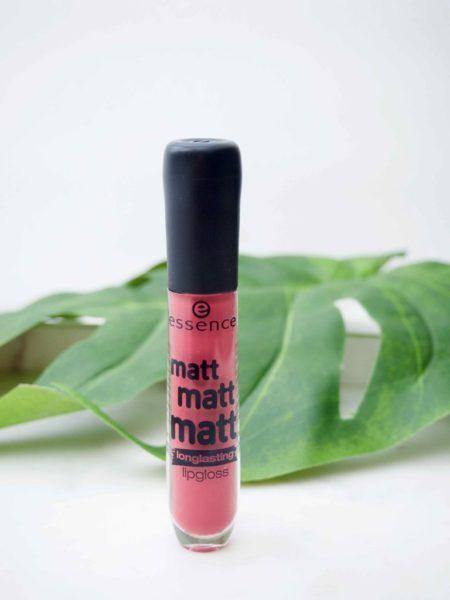 Essence Matt Matt Matt Longlasting Lipgloss