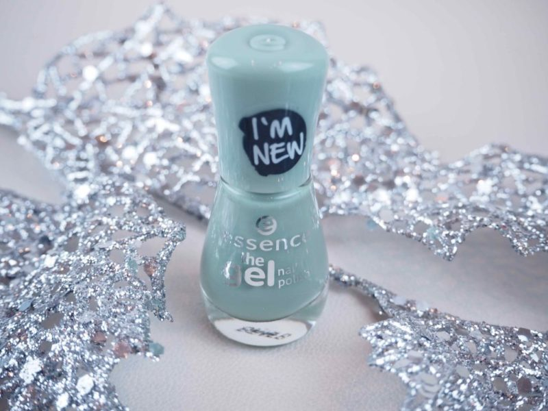 Essence the gel nail polish 83 Pretty Cool Life