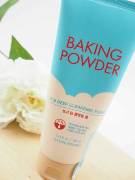 Etude House Baking Powder BB Cleansing Foam