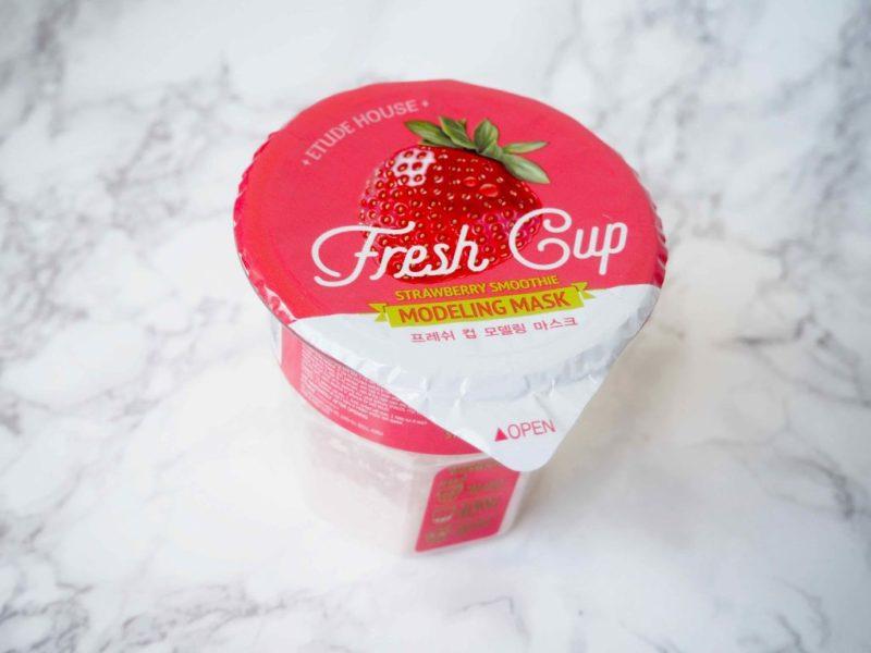 Etude House Fresh Cup Modeling Mask