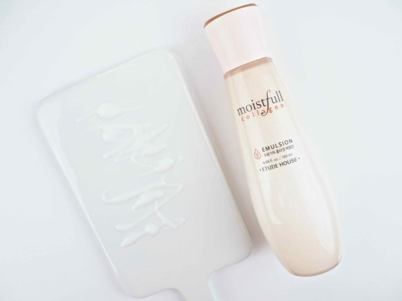 Etude House Moistifull Collagen Emulsion
