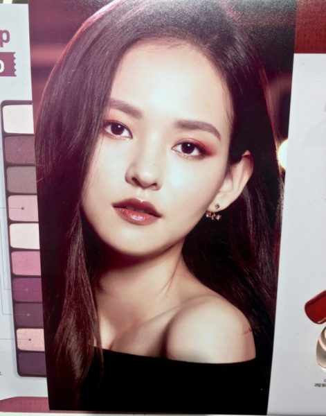 Etude House Play Color Eyes Wine Party - 1 (2)