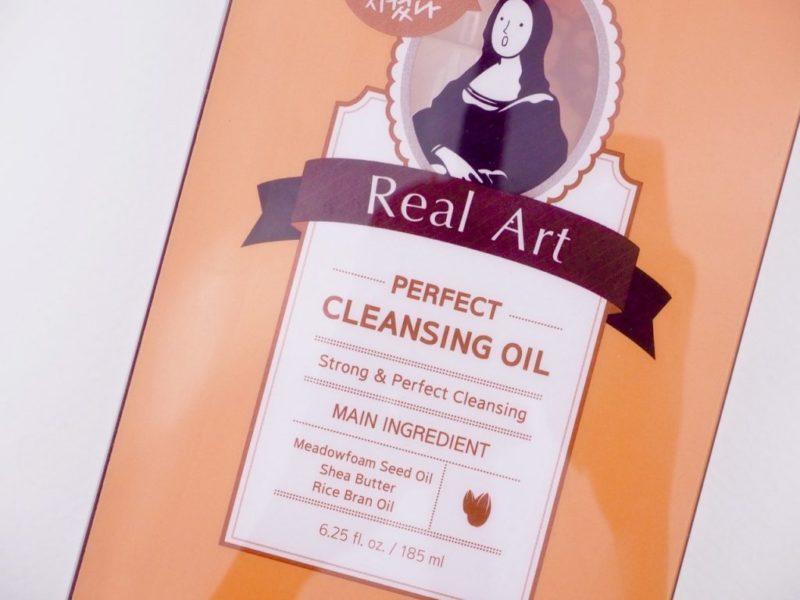 Etude House Real Art Perfect Cleansing Oil Ostolakossa Virve Vee kokemuksia