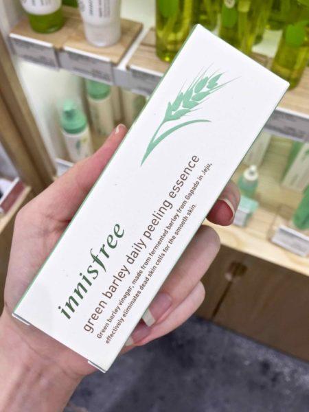 Fermentoitu kosmetiikka Ostolakossa Innisfree - 1