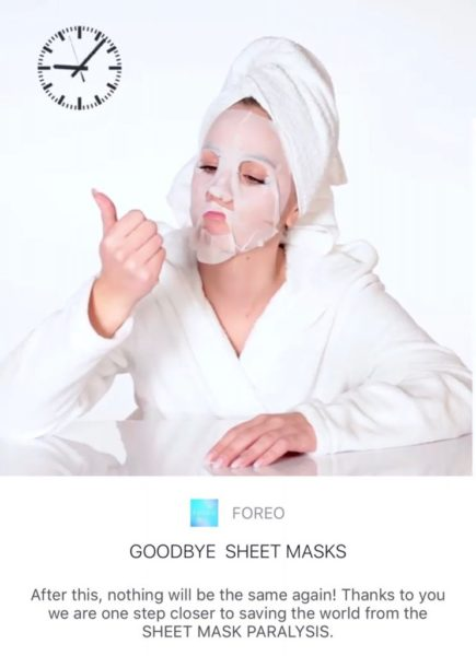 Foreo Sheet Mask Paralysis - 1 (1)