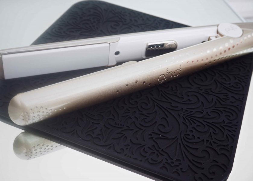 ghd V Arctic Gold Professional Styler