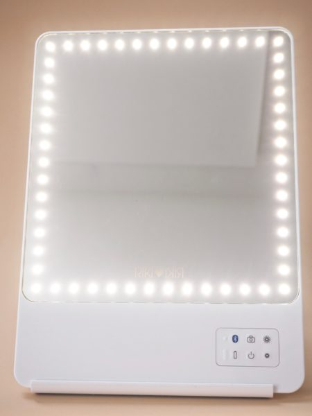 Glamcor Riki Skinny LED Mirror