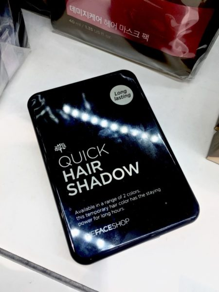 Hair Shadow Trend Korea - 1
