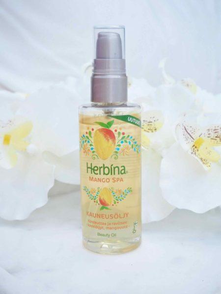 Herbina Mango Spa