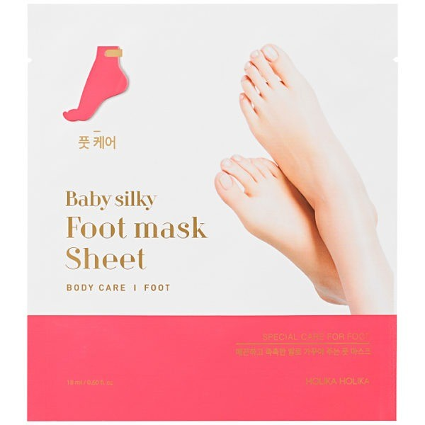 Holika Holika Baby Silky Foot Mask Sheet -jalkanaamio