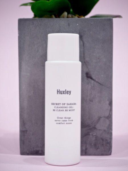 huxley cleansing gel puhdistusgeeli kokoemuksia ostolakossa virve vee