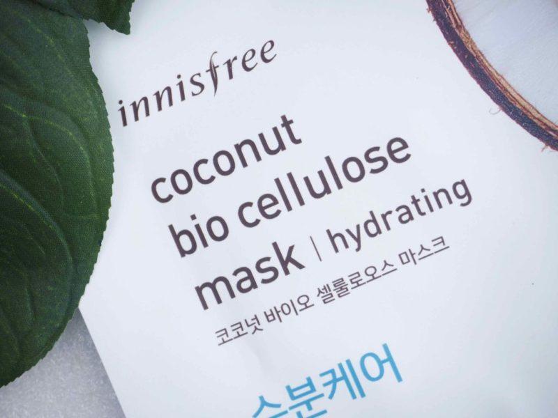 Innisfree Coconut Bio Sellulose Mask Hydrating