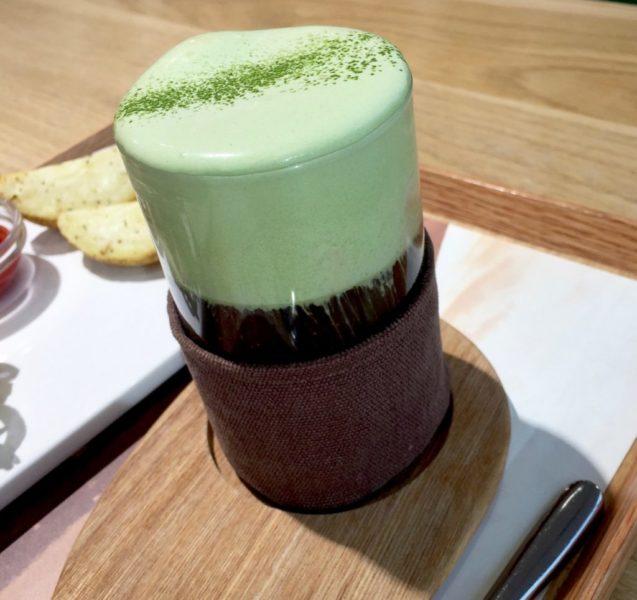 Innisfree Matcha tea coffee - 1