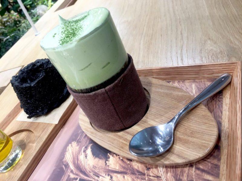 Innisfree Matcha tea latte - 1
