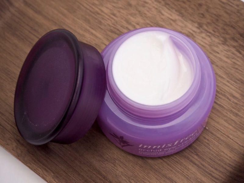 Innisfree Orchid Eye Cream Kokemuksia Ostolakossa Virve Vee