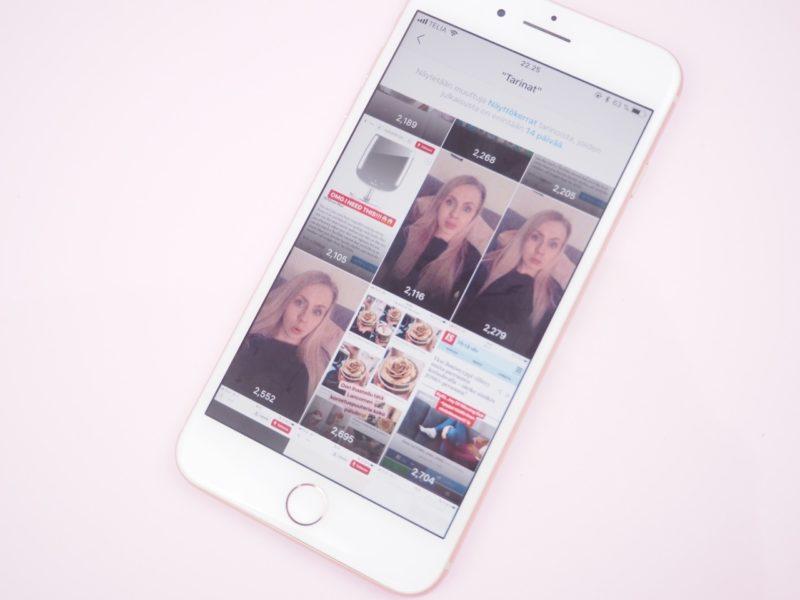 Instagram seuraajien ostaminen Ostolakossa blogi Virve Vee
