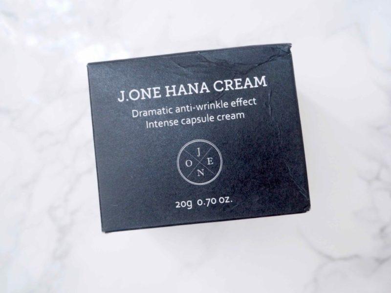 J. One Hana Intense Capsule Cream