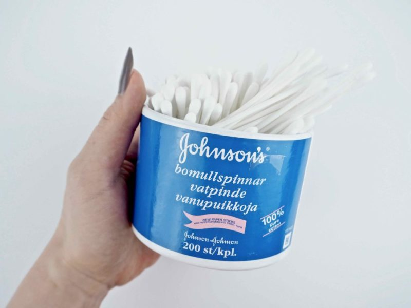 Johnson & Johnson Vanupuikot