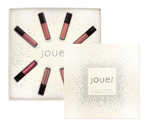 Jouer Cosmetics Best of Nudes Lip Crème Collection
