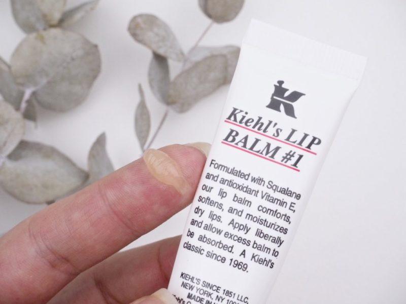 Kiehl's Lip Balm #1 huulivoide Ostolakossa Virve Vee kokemuksia