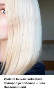 Hiusten vaalennus: Tämä sinun tulee tietää, jos haluat vaaleat hiukset