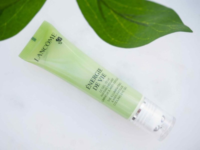 Lancome Energie de Vie Coolong Eye Gel