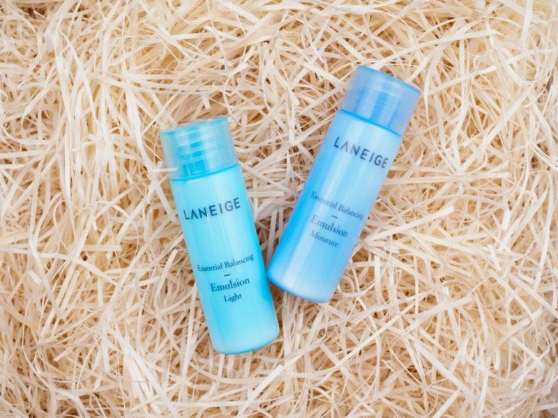 Laneige Essential Balancing Emulsion Kokemuksia Ostolakossa Virve Vee