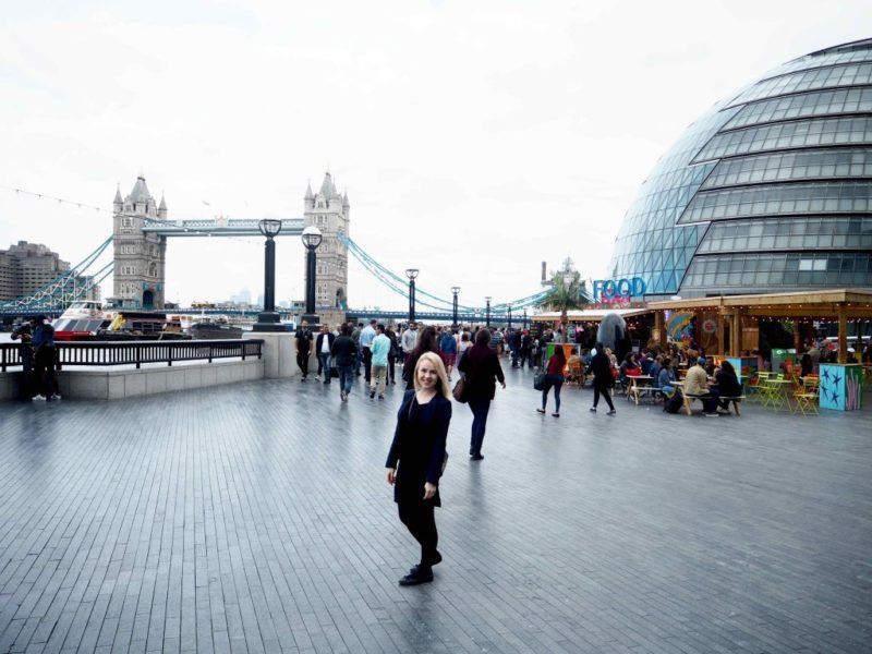 Ostolakossa Lontoo