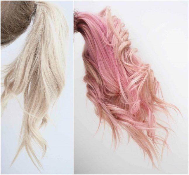 Loreal Colorista Washout Pinkhair
