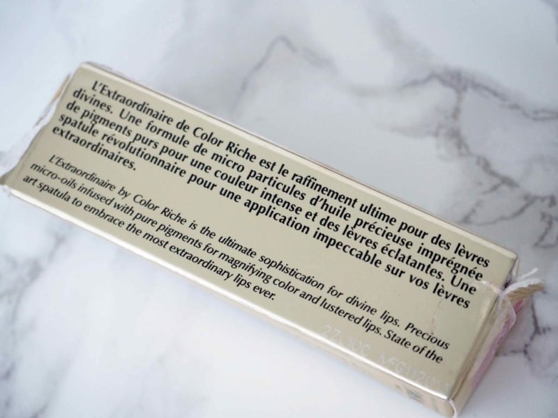 L'Oréal L'Extraordinaire Color Riche Liquid Lipsticks