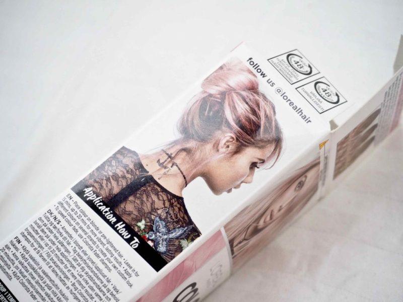 Loreal Paris Colorista Washout Pinkhair