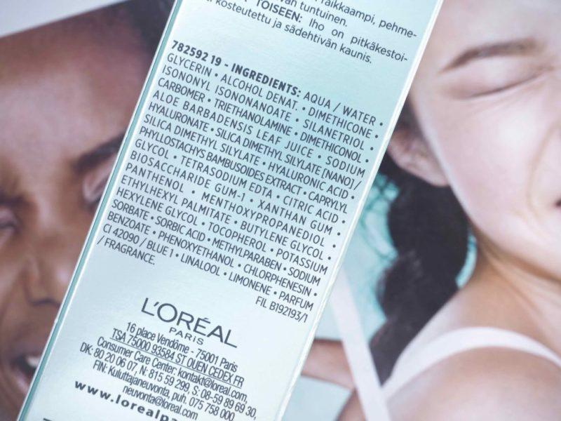 L'Oréal Paris Hydra Genius Normaalille & sekaiholle.
