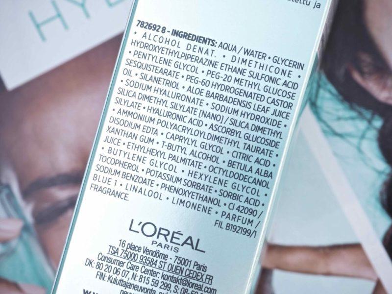 L'Oréal Paris Hydra Genius Normaalille & Kuivalle iholle.