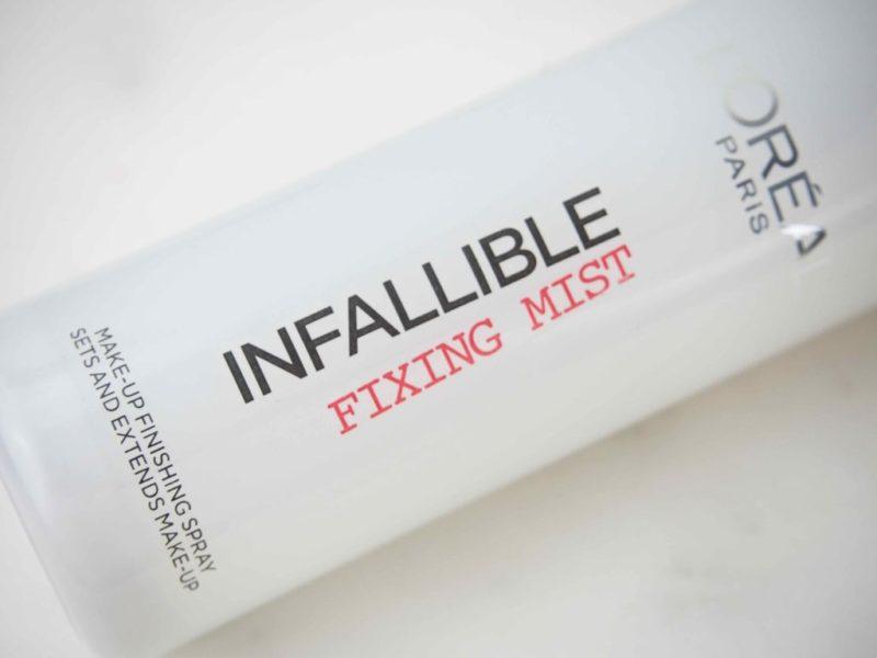 Loreal Paris Infallible Fixing Mist