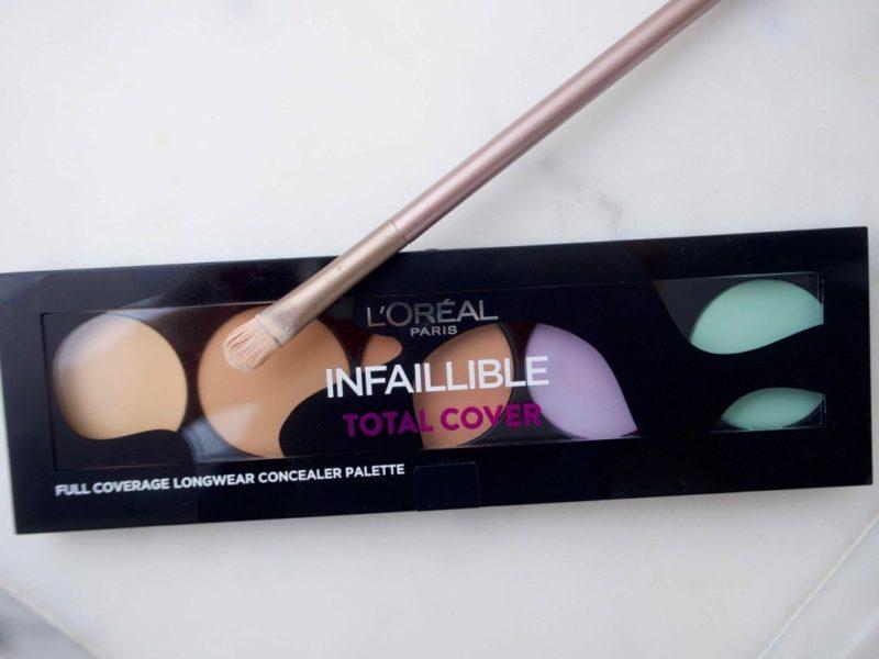 L'Oréal Paris Infaillible Total Cover