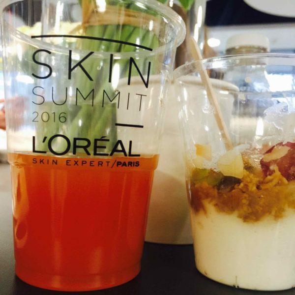 Loreal Skin Summit