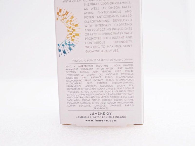 Lumene Beauty Lotion Hoitovesi