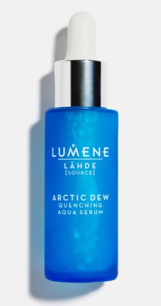 Lumene LÄHDE Arctic Dew Quenching Aqua Serum