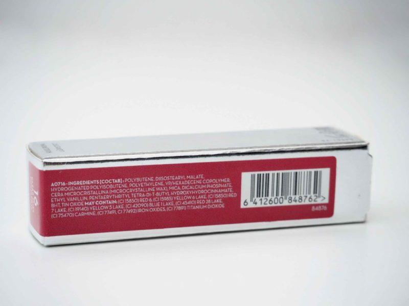 Lumene Nordic Luxe Nordic Seduction Lipshine Kiiltopuna