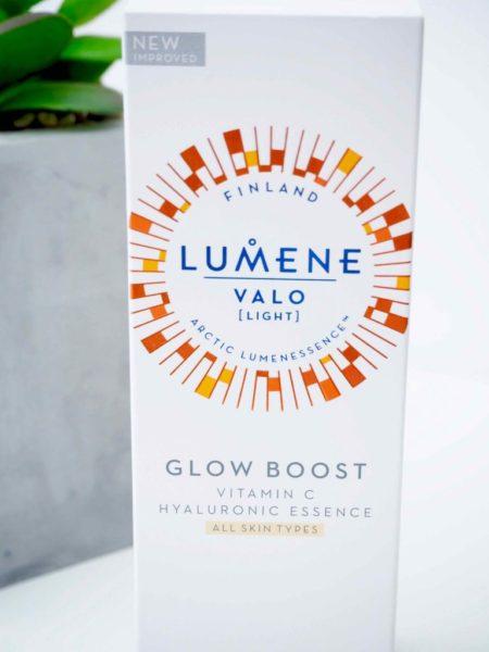 Lumene Valo Glow Boost Kirkastava & Silottava Hyaluronitiiviste