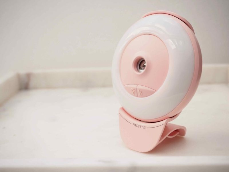 Magic eyes skin humidifier